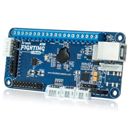 Fighting Board PS4 + Audio