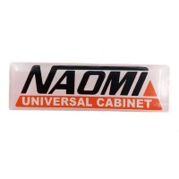 Sticker Sega Naomi