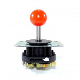 iL Magnetic Joystick Vermillion Balltop - Short