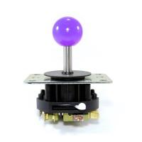 iL Magnetic Joystick Violet Balltop - Short