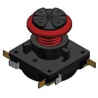 Screw-In Joystick - Multidirectional