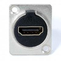 HDMI Connector - Silver