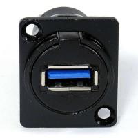 USB 3.0 Connector - Black