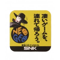 Neo Geo G-Mantle Coasters x10