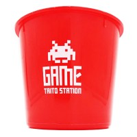 Taito Station bucket