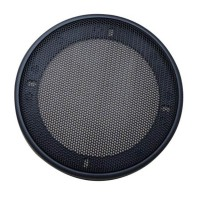 130 mm black HP cover plate