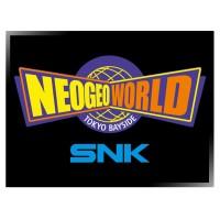 SNK Neo Geo World Floor Mat