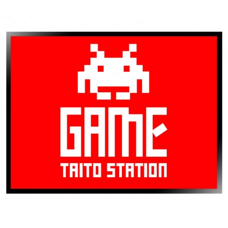 Taito Game Station's Floor Mat