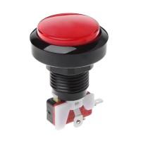 46 mm Red Arcade Button
