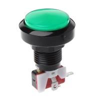 46 mm Green Arcade Button