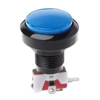 46 mm Blue Arcade Button