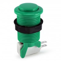 Suzo Happ Convex Competition Pushbutton - Green
