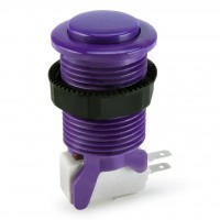 Suzo Happ Convex Competition Pushbutton - Purple