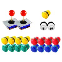 Kit Joysticks & Basic Push Buttons