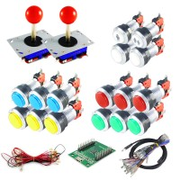 Kit Joysticks & LED Buttons with USB encoder