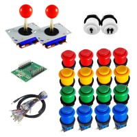 Kit Joysticks & Standard Buttons - With USB encoder