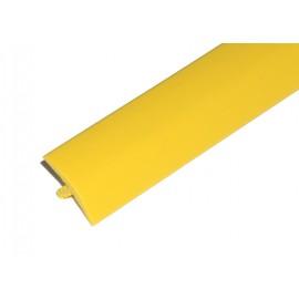 T-Molding 18mm - yellow 1m
