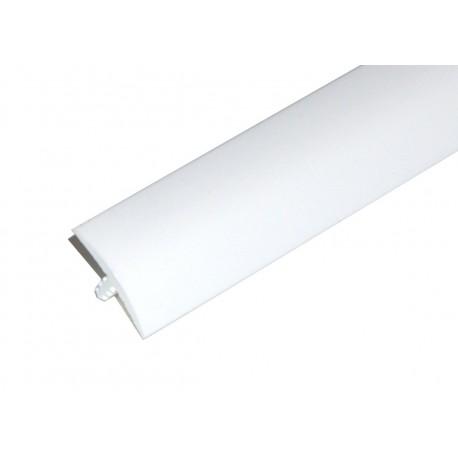 T-Molding 18mm - white 1m