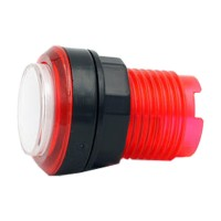 Red Dual Color Push Button