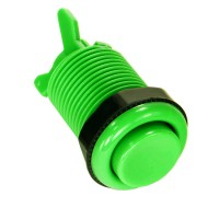 Classic Green 28 mm push button