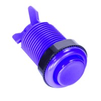 Classic Purple 28 mm push button