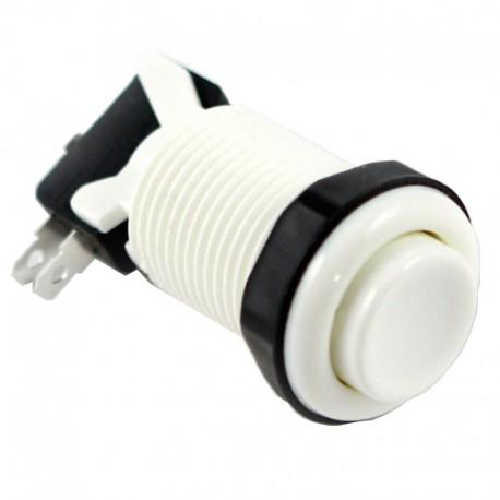 Classic White 28 mm push button