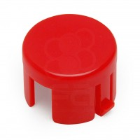 Sanwa Plunger 24mm - Red