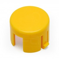 Sanwa Plunger 24mm - Yellow