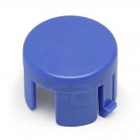 Sanwa Plunger 24mm - Dark Blue