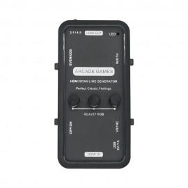 HDMI Scanline generator