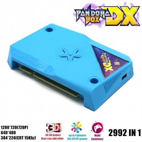 Pandora Box DX 2992 1n 1 - jammastar.com
