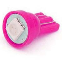 Pink LED CMS 12v Wedge