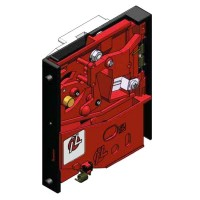 iL top entry 1.00 Swiss Franc coin acceptor
