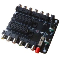 Picture Adjustment PCB - SCART