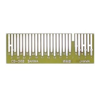 Sanwa CB-56B Connectors