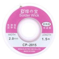 Solder Wick - 2.0mm