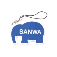 SANWA LOGO rubber strap