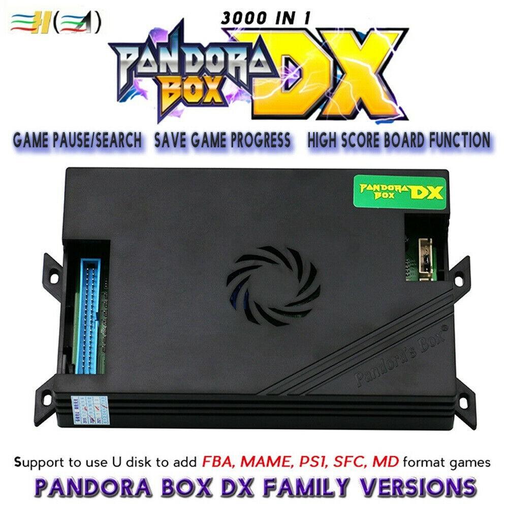 Pandora Box DX Family Edition 3000 in 1 - jammastar.com