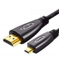 Micro HDMI to HDMI Male - Male - 1m