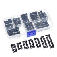 DIP Socket Boxed Set - 66 pices