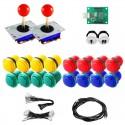 Raspberry joysticks kits