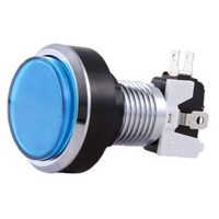 46mm Silver LED