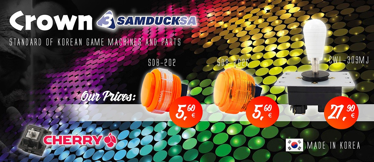 Crown Samducksa products